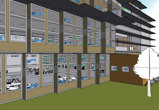 Down to zero – winner of Ashrae modelling competition