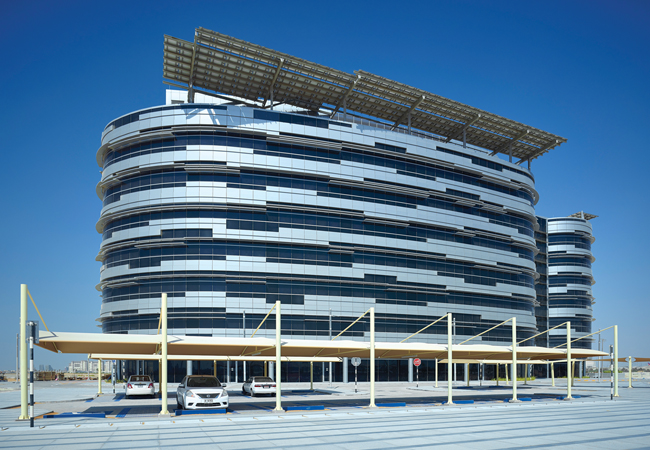 Irena headquarters Masdar
