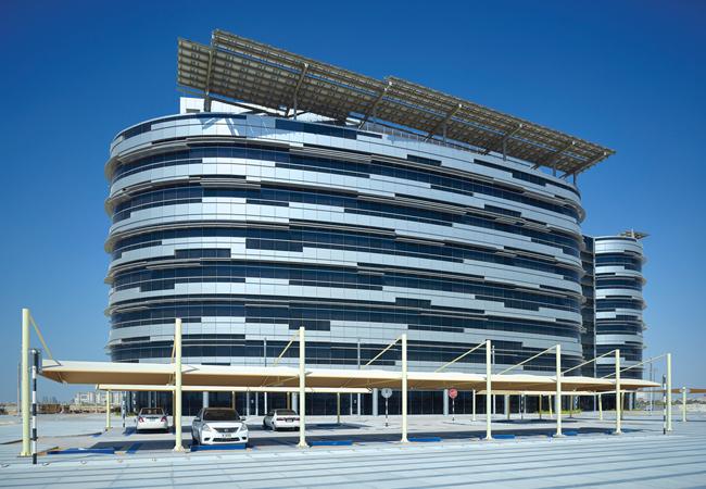 Irena headquarters Masdar