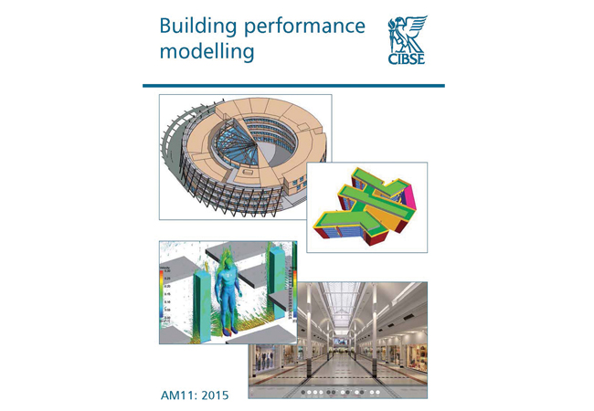 AM11:2015 Cover of Building Performance Modelling
