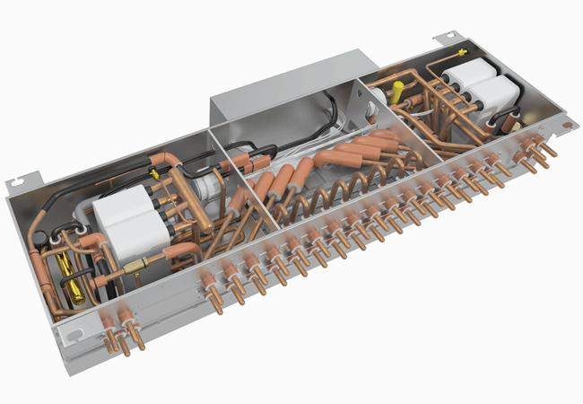 Hybrid VFR Branch Controller