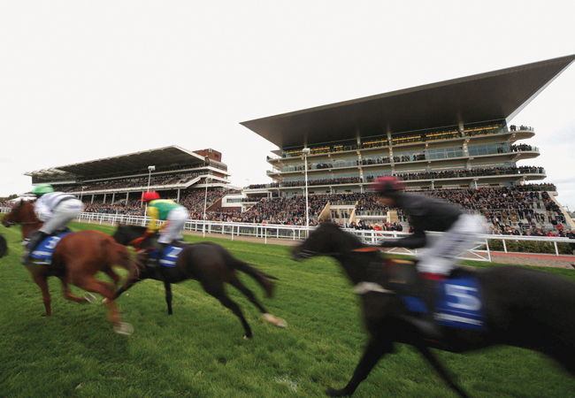 Cheltenham Racecourse CIBSE Journal March 2016
