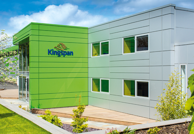 ISO 50001 Kingspan HQ CIBSE Journal March 2016