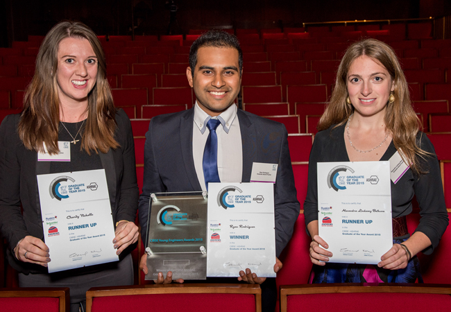 Young Engineers Awards CIBSE Journal April 2016