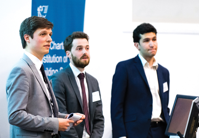 CIBSE Journal, May 2016 technical symposium Josh Bird, Stuart Allison and Alper Ozmumcu Arup