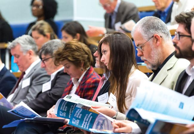CIBSE Journal June 2016 Delegates