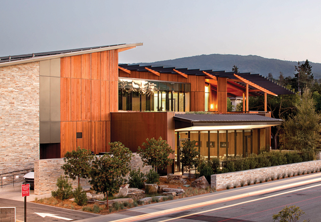 Packard Foundation Headquarters main
