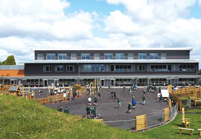 CIBSE Journal June 2016 RIBA School Building
