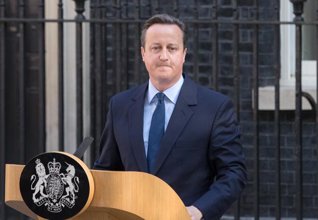 CIBSE Journal July 2016 David Cameron Brexit