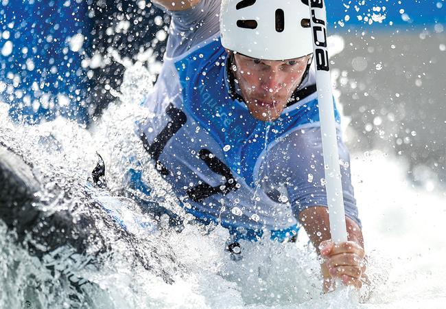 CIBSE Journal August 2016 Rio Olympic canoe slalom