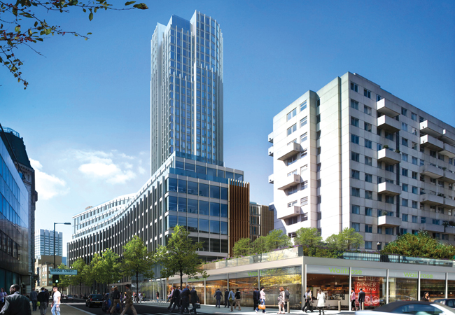 CIBSE Journal Sept 2016 South Bank Tower