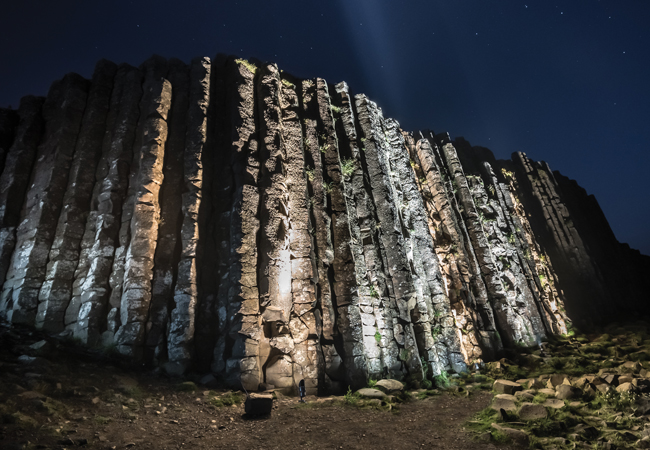 CIBSE Journal October 2016 news Giant's Causeway