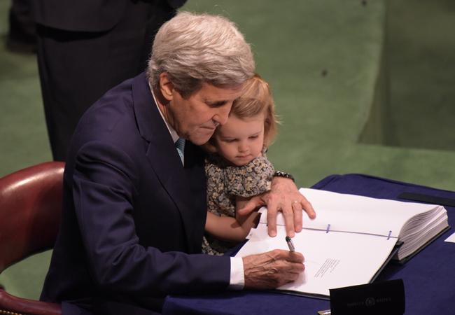 CIBSE Journal October 2016 news John Kerry