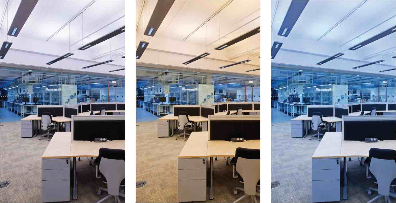 lighting design office. Spaces Where There Is A Lack Of Daylight, To Give People Connection With Conditions Outside. In 2010, Hoare Lea Lighting\u0027s Design For AstraZeneca Used Lighting Office N