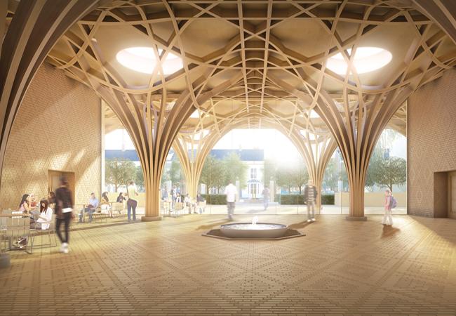 CIBSE December 2016 news Mosque