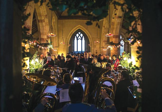 CIBSE Journal December 2016 church heating