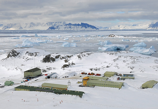 CIBSE Journal December 2016 Antarctica