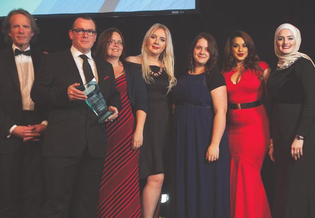 Yorkshire award winners