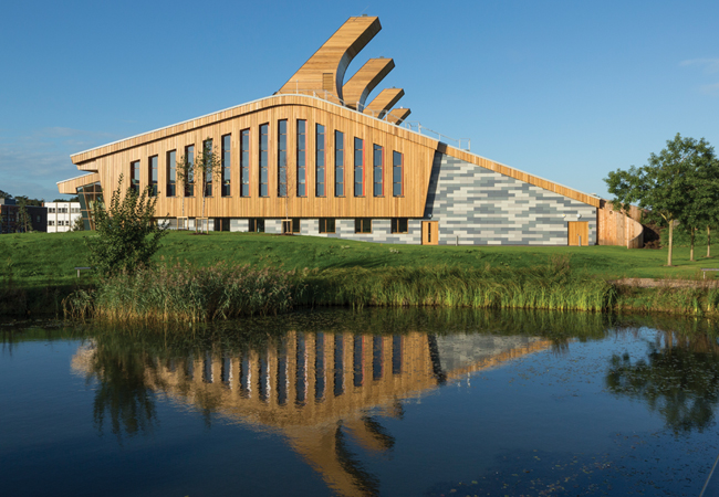 CIBSE Journal April 2017 carbon neutral laboratory Nottingham University
