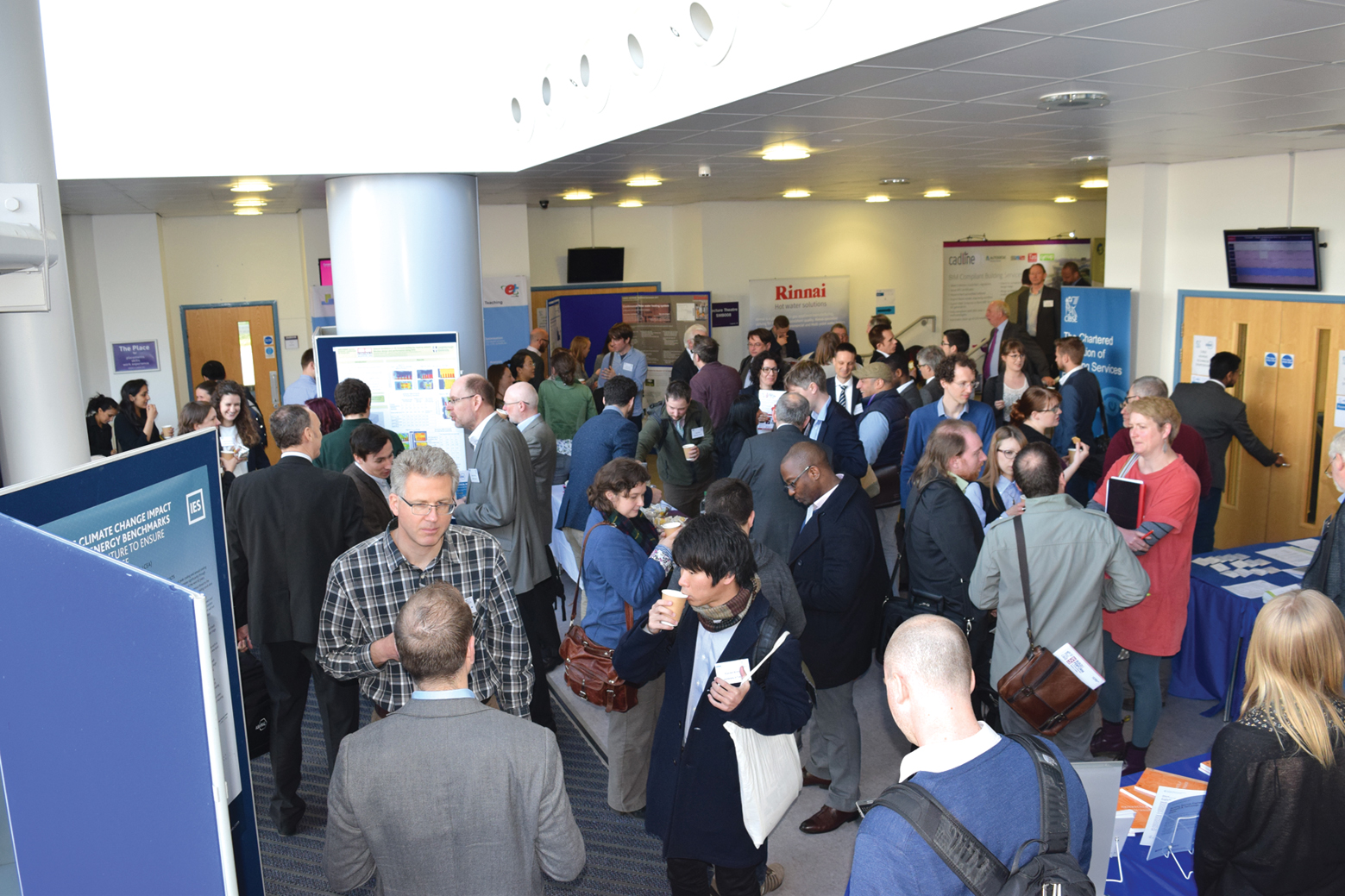 CIBSE Journal May 2017 technical symposium