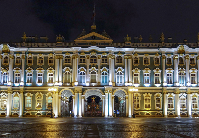 CIBSE Journal May 2017 Technical Symposium Russian Winter Palace