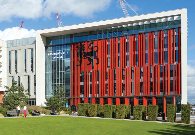 CIBSE Journal June 2017 Birmingham City University