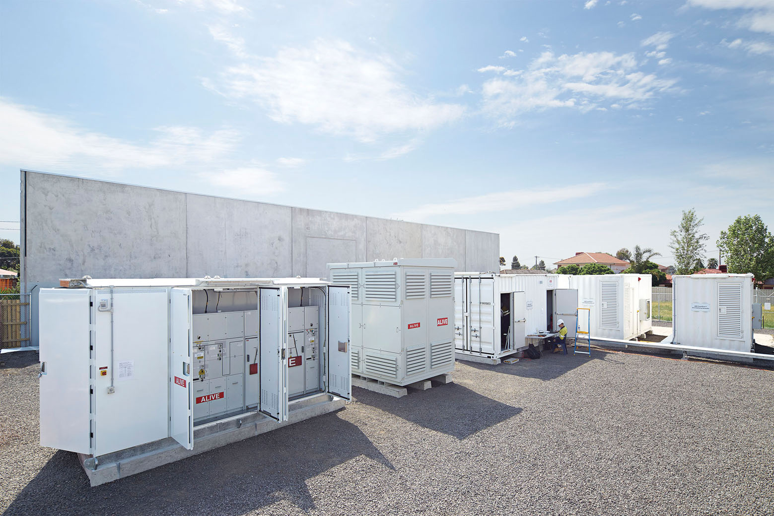 Power Share Battery Storage Leads The Charge Of The