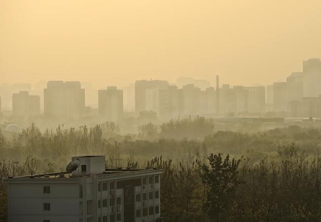 CIBSE Journal June 2017 Beijing smog NOx