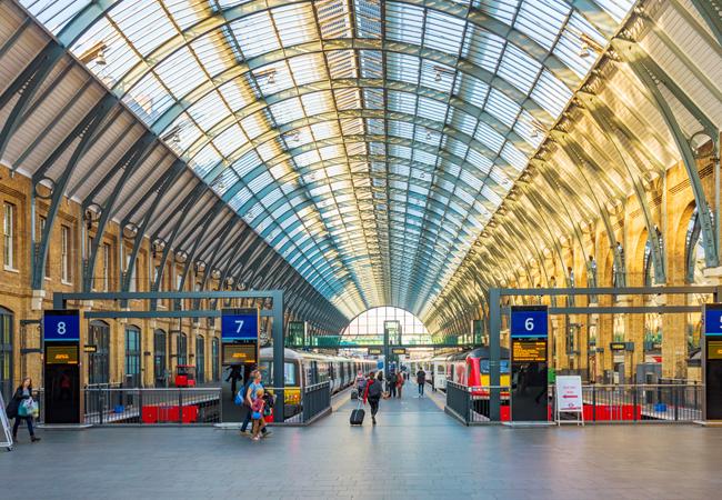 CIBSE Journal November 2017 news lighting for transport buildings