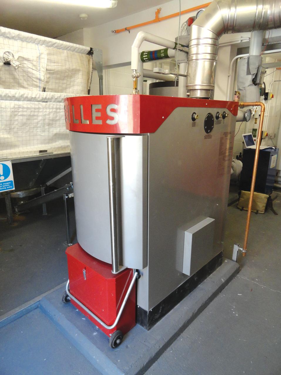 Is pellet boiler dangerous? 75