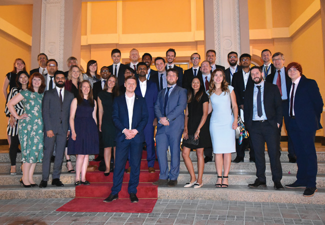 YEN Dubai conference
