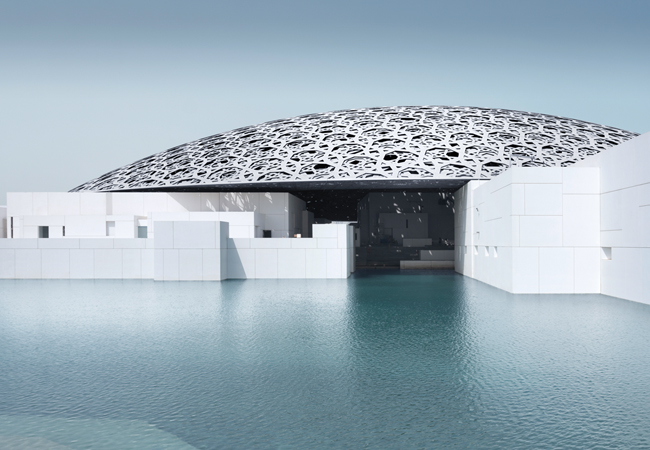CIBSE Journal February 2018 Louvre Abu Dhabi