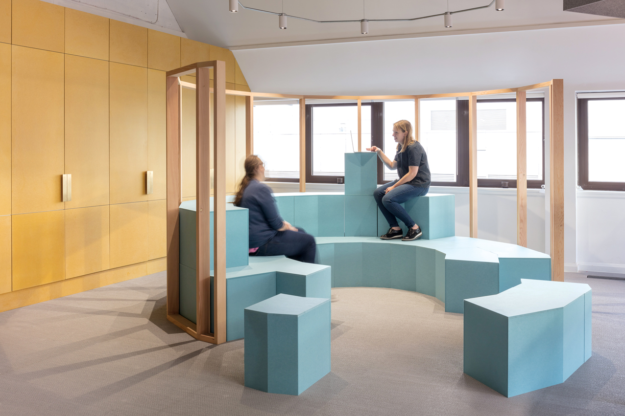 open plan office design birmingham. To Assess Whether Well Has Improved The Health And Wellbeing Of Staff At Carter Lane, Cundall Been Carrying Out Occupant Surveys Recording Open Plan Office Design Birmingham