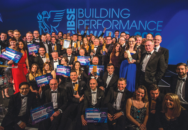 CIBSE Journal March 2018 Building Performance Awards