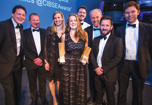 CIBSE Journal March 2018 news University of Oxford Building Performance champion