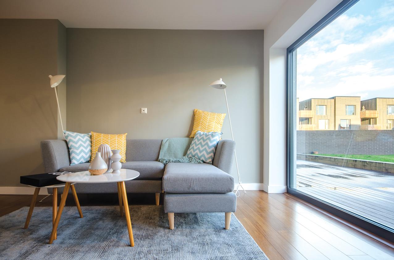 Case Study Optimising Heat At Little Kelham Housing Scheme Cibse