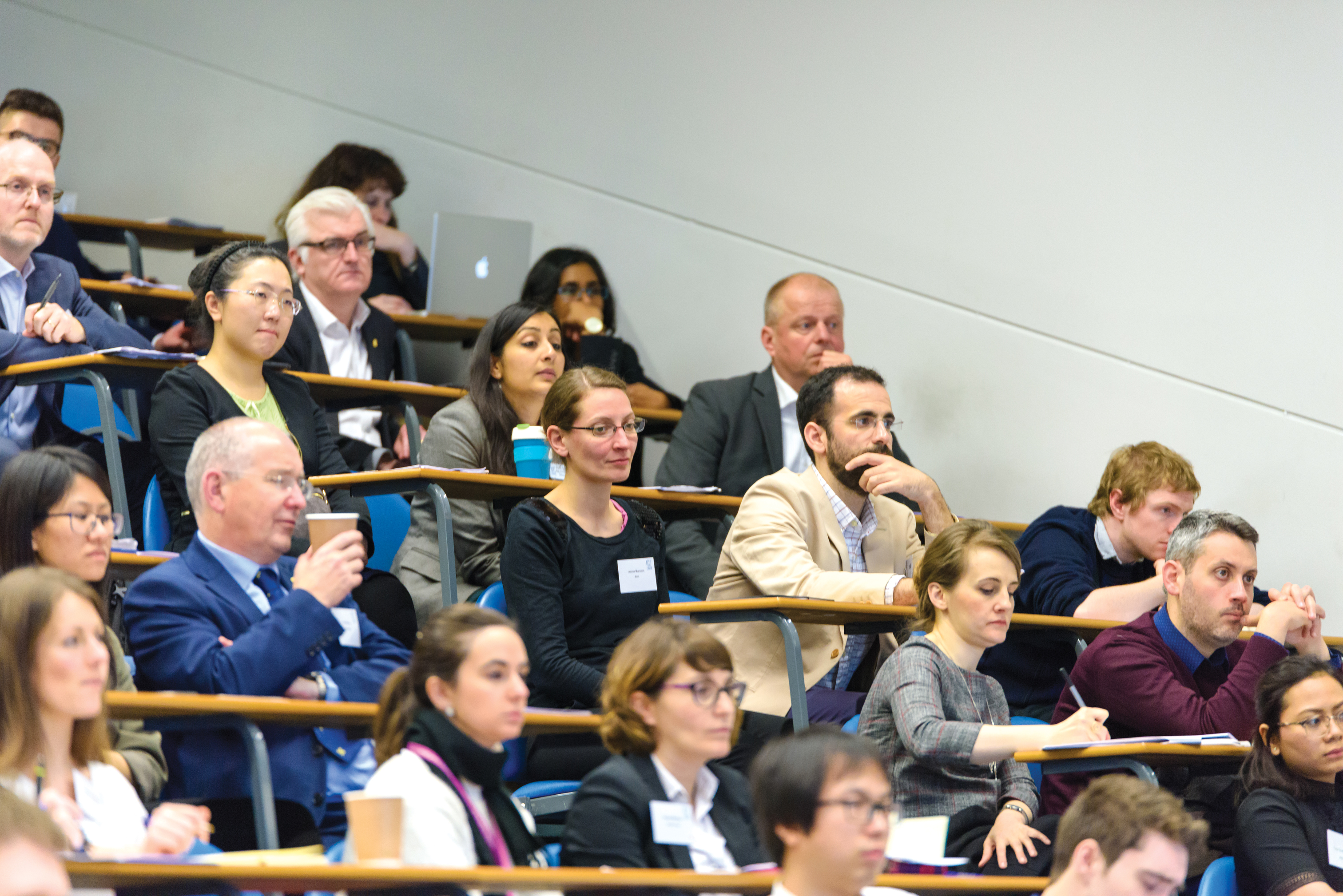 CIBSE Technocal Symposium 2018 audience