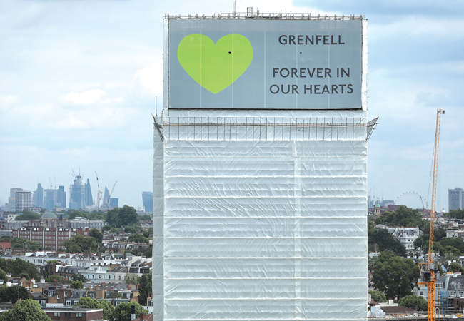Grenfell tower image