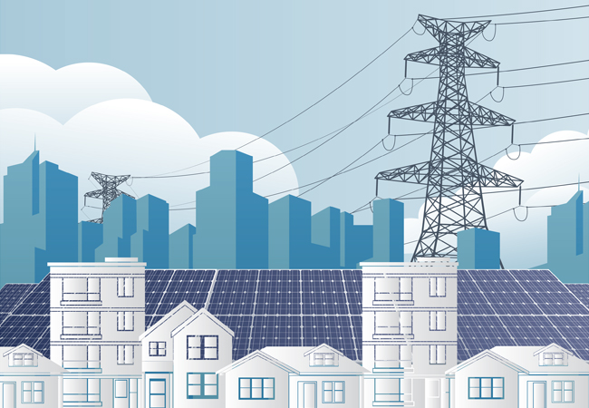 National Grid illustration