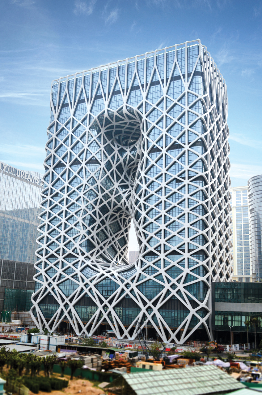 Engineering Fa 231 Ades At Zaha Hadid S Morpheus Hotel Cibse
