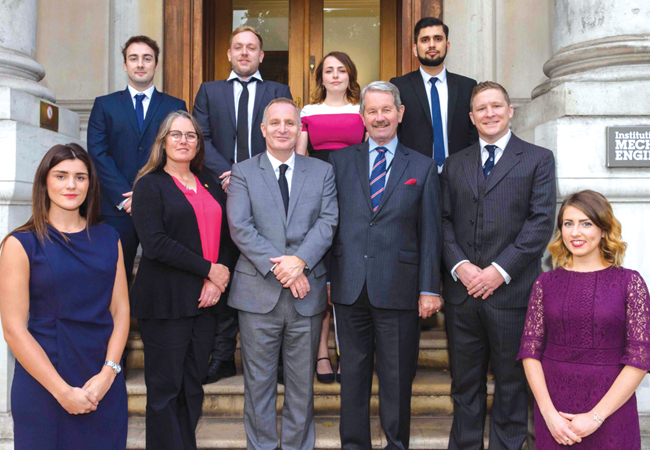 CIBSE young engineers awards 2018