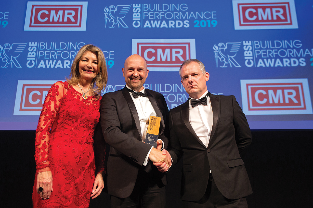 CIBSE Journal March 2019 Mirvac Building Performance Champion 2019