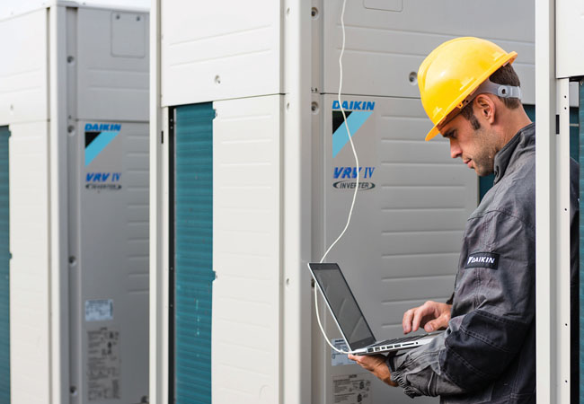 CIBSE Journal cooling hub Daikin Installer