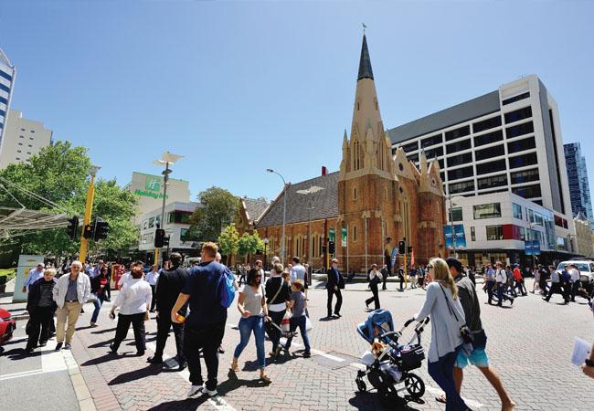 Perth Credit: Istock - zorazhuang