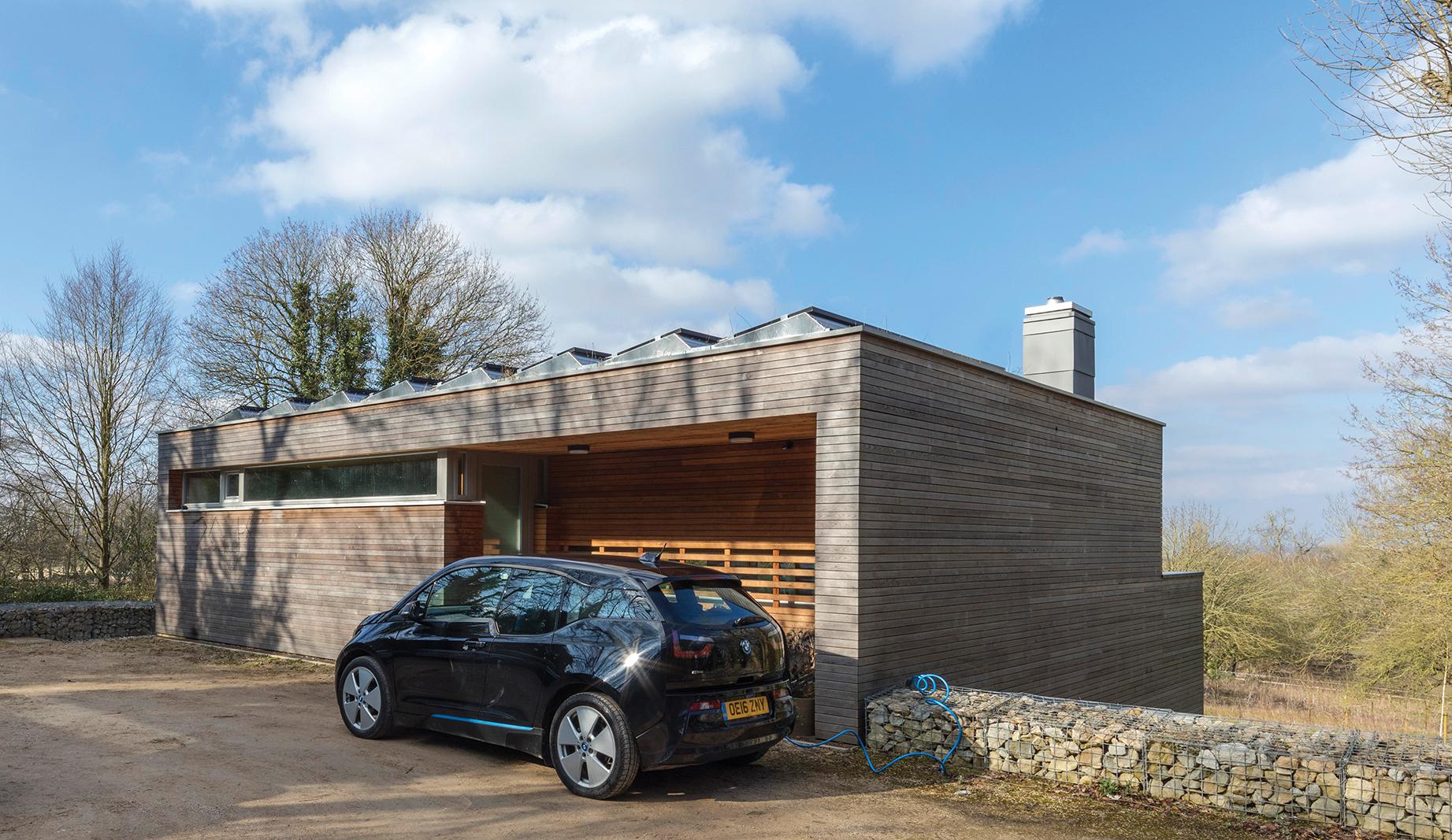 Lark Rise Passivhaus Plus home