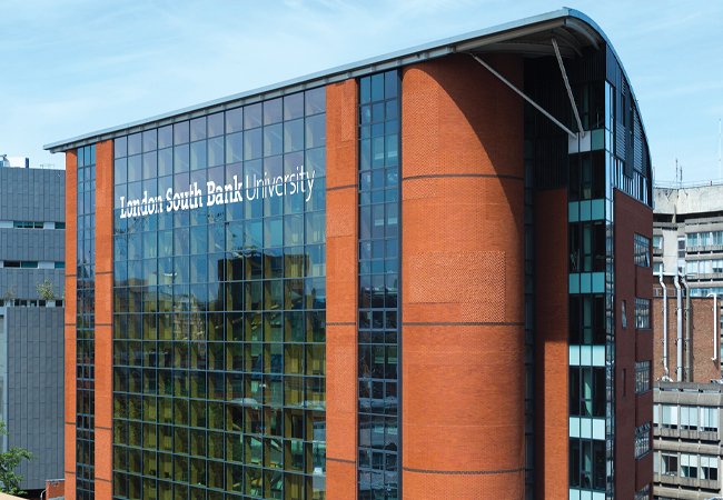 The BEN being trialled at LSBU serves two buildings