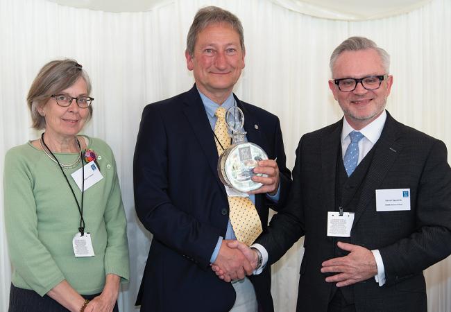 CIBSE Journal June 2019 Tim Dwyer award