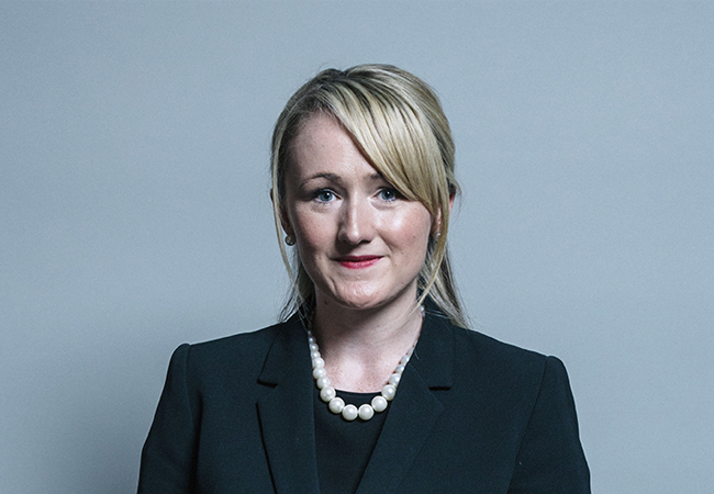 Rebecca Long Bailey Labour MP